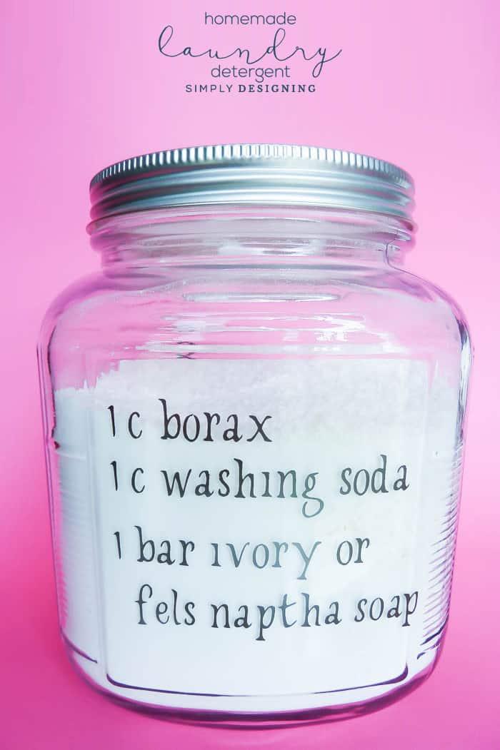 Laundry Soap - Wash Soap recipe