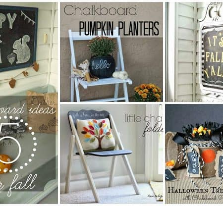 5 Chalkboard Ideas for Fall!