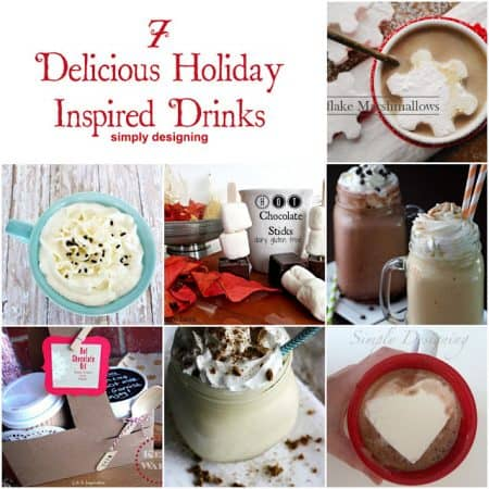 7 Delicious Holiday-Inspired Drinks