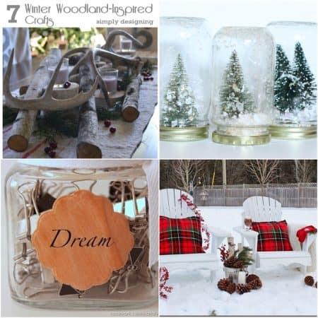 7 Winter Woodland-Inspired Crafts