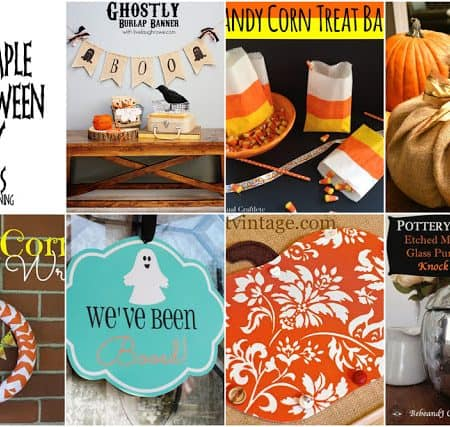 7 Simple Halloween DIY Ideas