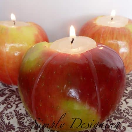 apple votive