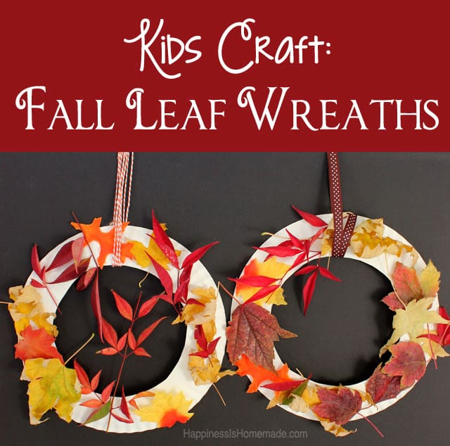 Fall Craft Projects For Seniors
