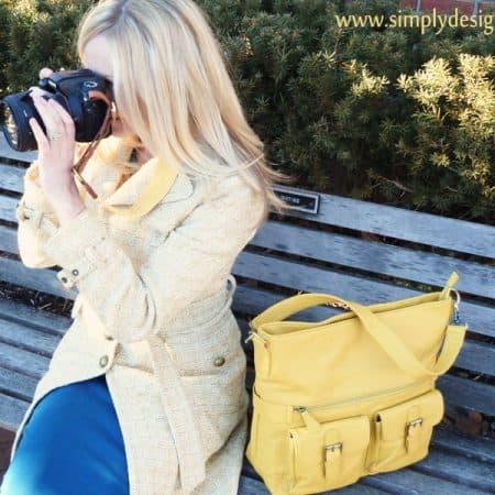 Jo Totes Camera Bag