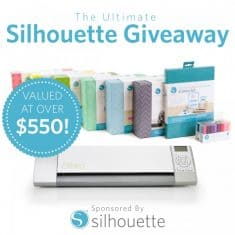 The Ultimate Silhouette Giveaway