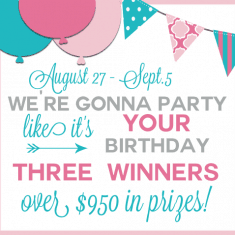 $950 Giveaway