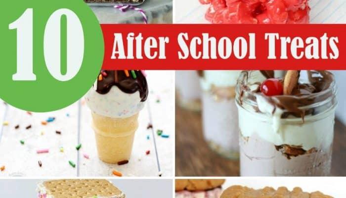 After School Treats