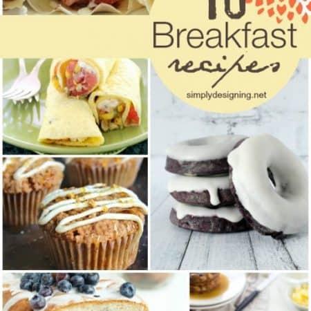 10 Breakfast Recipes | #breakfast #recipes