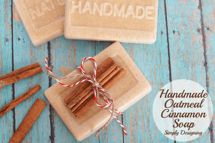 Handmade Oatmeal Cinnamon <yoastmark class='yoast-text-mark' srcset=