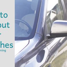 How to Buff out Car Scratches Fearured Image