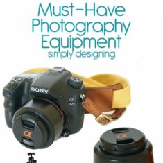 Favorite Camera Equipment