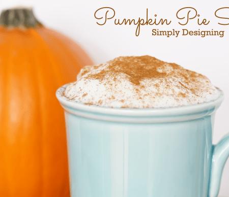 Pumpkin Pie Steamer