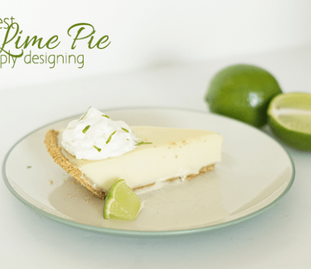 Key Lime Pie Recipe Featured Image