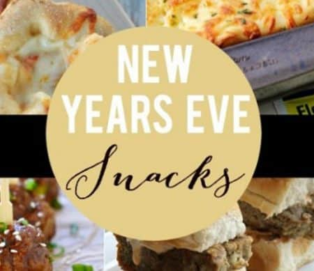 New Years Eve Snacks