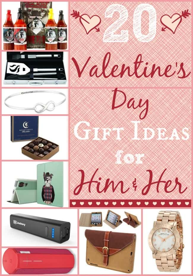 good gifts for him on valentines day