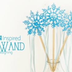 Frozen Princess Wand