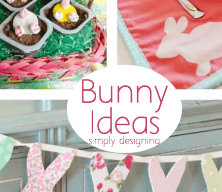 Bunny Ideas for Spring