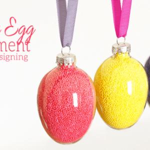 Sprinkle Egg Gift