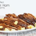 Crock Pot Ham Recipe featured image