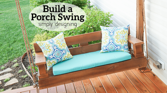 Simply Designing With Ashley   Porch