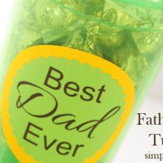 Fathers Day Gift Idea: Tumbler