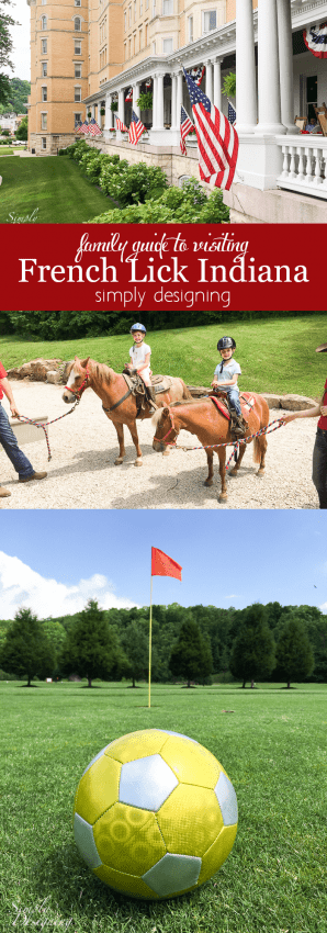 The Family Guide to Visiting French Lick Indiana