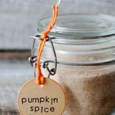 Pumpkin Spice Sugar