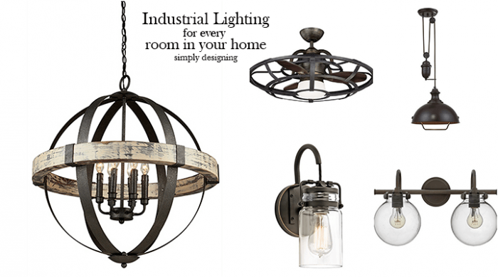 industrial lighting fixture. plain lighting on industrial lighting fixture
