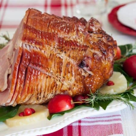 Simple and delicious Aloha Ham Recipe - perfect for the holidays