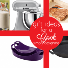 Holiday Gift Ideas for a Cook