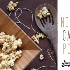 Popcorn Shaped Cake Pops