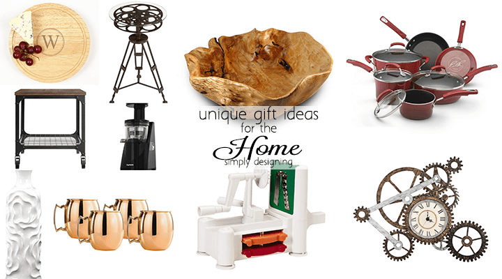 Unique gift ideas for the home for Unique new home gifts