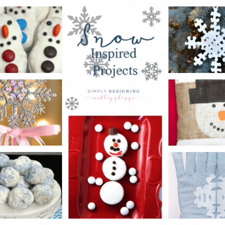Snow Inspired Projects to make this Winter