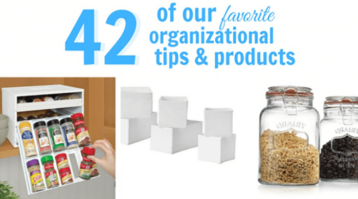 best organizational products - featured image