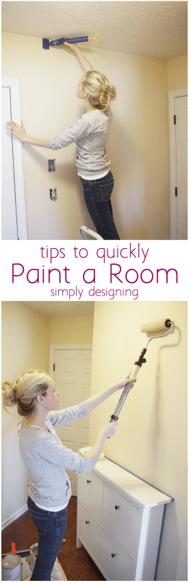 Tips to Quickly Paint a Room