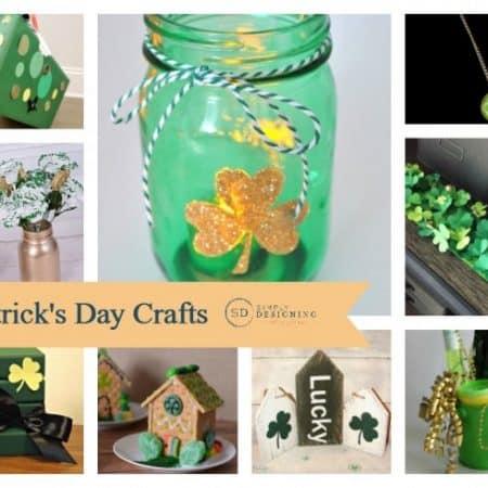 St. Patrick's Day Crafts