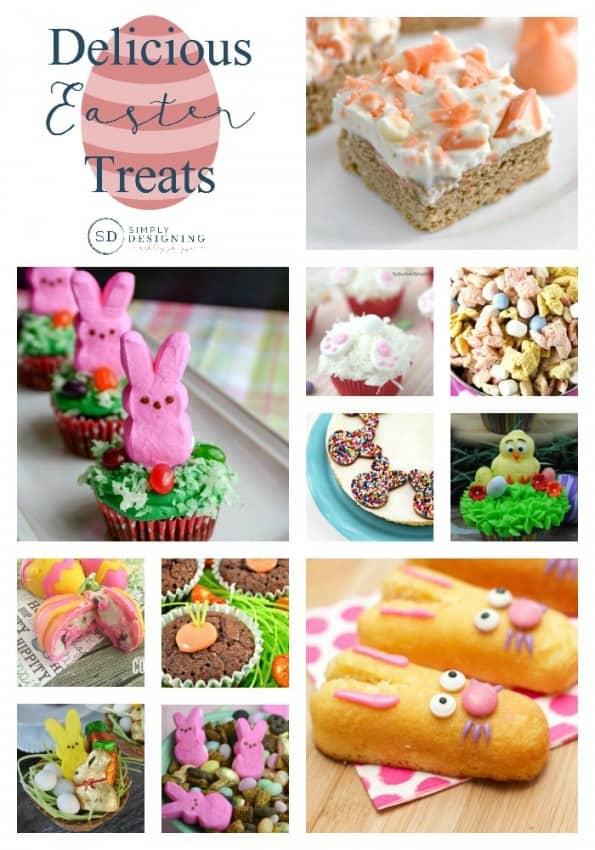 Delicious Easter Treats