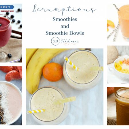 Scrumptious Smoothie and Smoothie Bowl Recipes