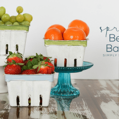 Spring Berry Baskets