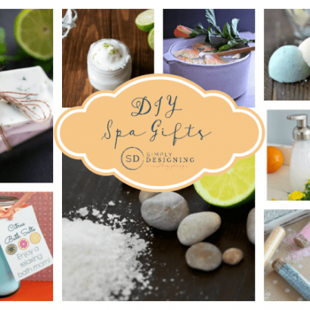 DIY Spa Gifts
