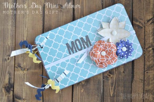 mothers-day-mini-album