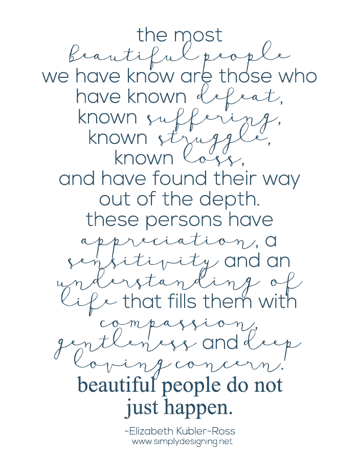 6 pregnancies : the most beautiful people quote