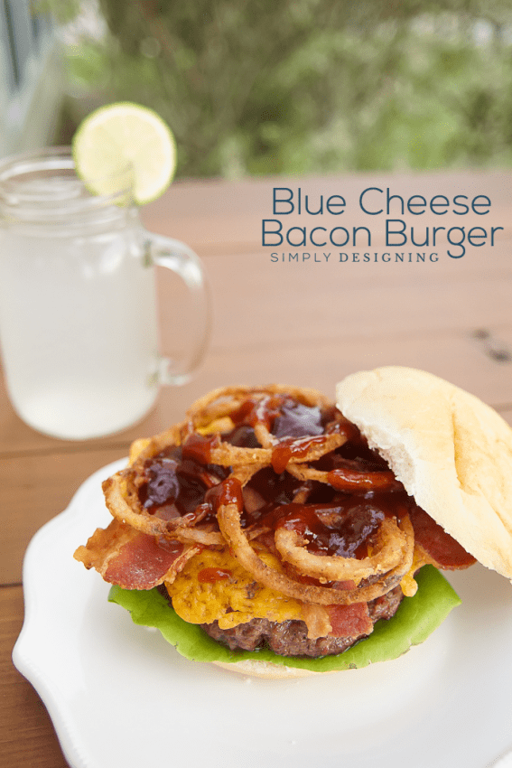 Blue Cheese Burger Recipes Food Network