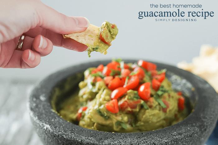 Guacamole Recipe Chunky America S Test Kitchen