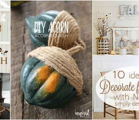 10 ideas to Decorate with Nature Mohawk featured image