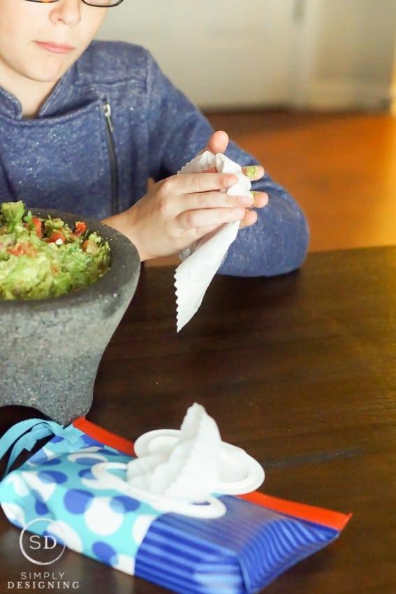 The Best Homemade Guacamole Recipe