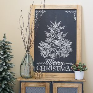 Decorating for Christmas for under $100