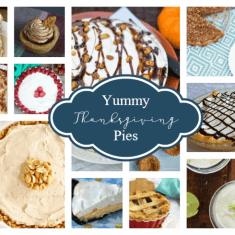 Yummy Thanksgiving Pies