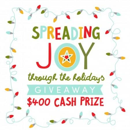 Spreading JOY Giveaway