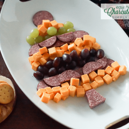Easy Holiday Charcuterie Board